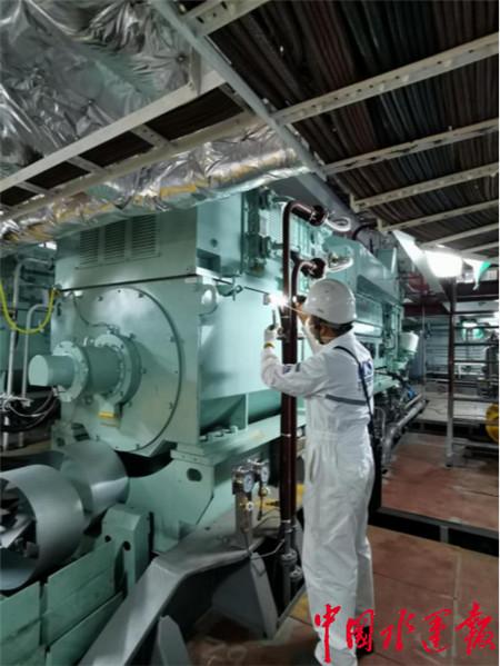 CCS重庆分社助力直流组网技术在内河豪华游轮首次应用