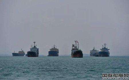 60艘VLCC!海上储油创10年来新高