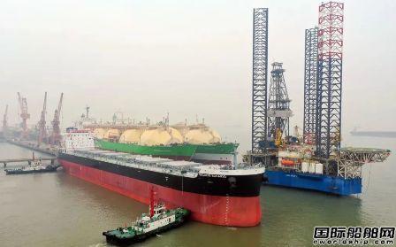 扬子三井造船重大节点全面开花实现达产新突破
