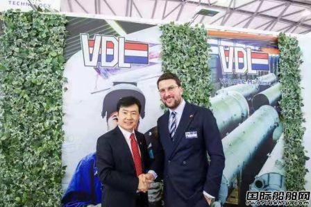 英诺华(中国)携手VDL AEC Maritime拓展中国市场