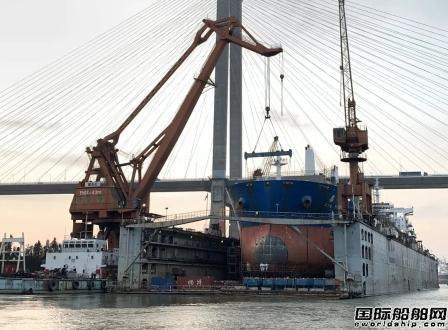 广东中远海运重工一季度修船产值逆势增长