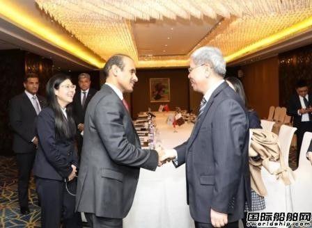 200亿!沪东中华斩获卡塔尔首批LNG船大单
