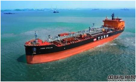 造船界首次!广船国际交付一艘5万吨成品油船