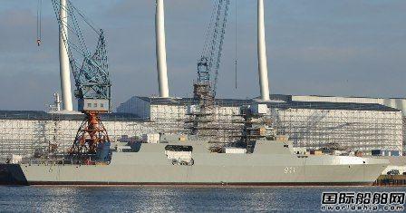 德国三大船厂欲合并打造德国最大造船集团