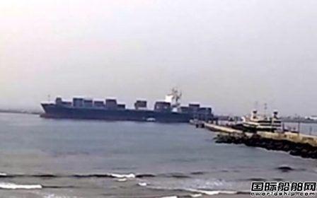 8名船员失踪!马士基租赁集装箱船西非海域遭海盗袭击