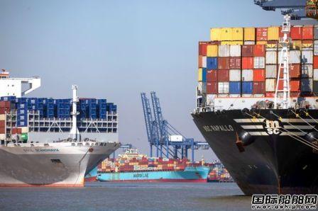 全球航运业或将遭遇35年来最大降幅