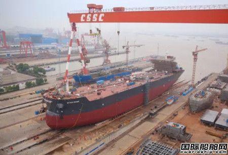 Kumiai Senpaku在中船澄西订造两艘新船