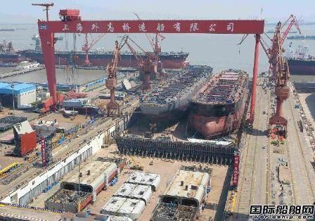 国银租赁在两家国内船厂订造6艘Newcastlemax散货船