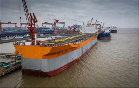 外高桥造船Fast4Ward FPSO入围上海设计100+