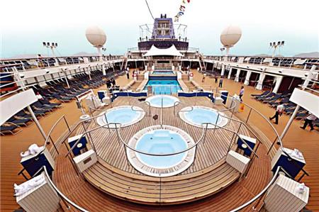 皇家加勒比邮轮看好中国市场前景广阔