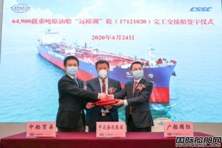 """广船国际接连完成6艘船6大节点开启""""超高速""""模式"""