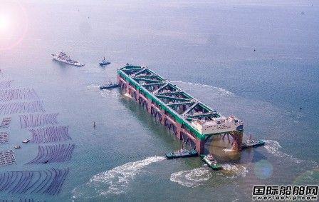佐敦携手中集来福士建造全球最大三文鱼养殖工船
