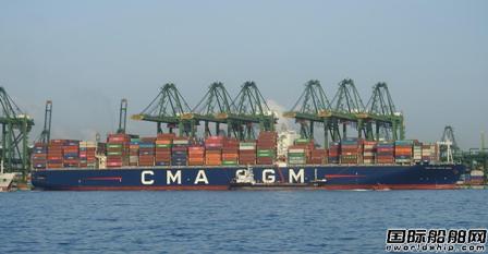 集装箱船航次取消创下空前水平
