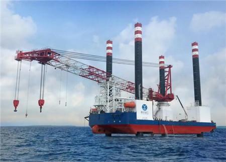 大洋海装和瓯洋海工两艘自升式多功能工作平台订单生效