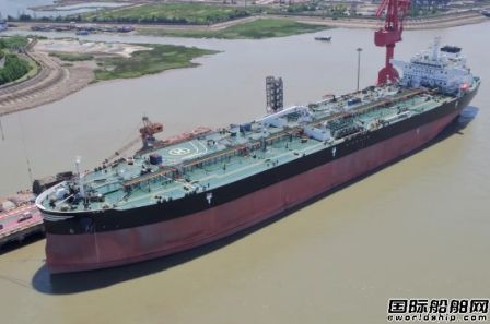 中国船舶集团两大船厂再获46亿元大单