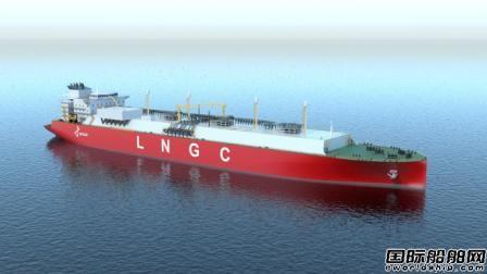 惠生海工20万方LNG船获DNV GL原则性认可