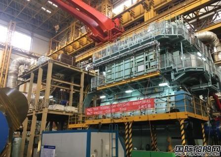 青岛双瑞自主研发国内首台船舶高压高硫SCR系统成功交验