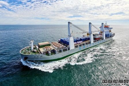 中波轮船在中船澄西订造4艘多用途重吊船