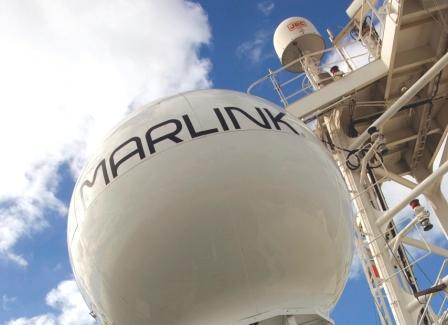 "Marlink""疫""如既往为船舶运营商和船员提供支援"