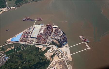 连江发布冠海造船、冠海海运重整投资人招募公告