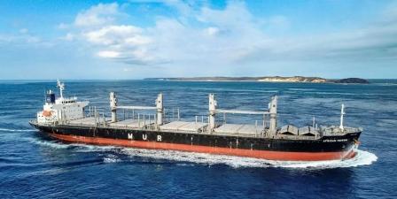 又一艘船因违反限硫令在澳大利亚被滞留