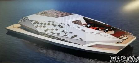 武汉长江船舶设计院中标6艘两江游船设计项目