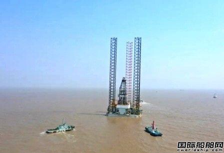山东海洋能源4座中标钻井平台全部离港赴中东作业