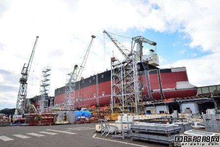 尾道造船获2艘MR型成品油船订单