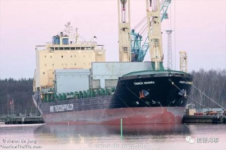 Thorco旗下两家公司破产彻底退出船东领域