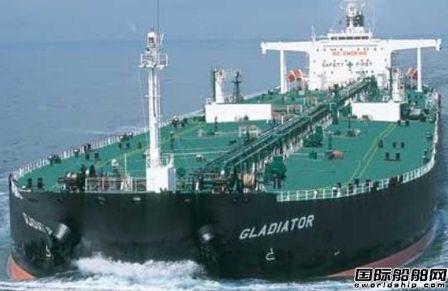 新时代造船获希腊船东1艘苏伊士型油船订单