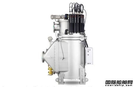 GEA为Fjord Shipping一艘化学品船配套压载水系统