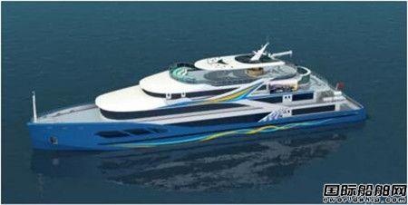 无锡东方船研签约厦门60m级海上游船订单