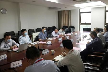 中国船级社与七O二所就软件和智能船技术合作开展交流