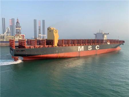 大连中远海运重工修船系统一季度学川崎成效显著