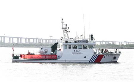 镇江船厂顺利交付20米级海事测量船