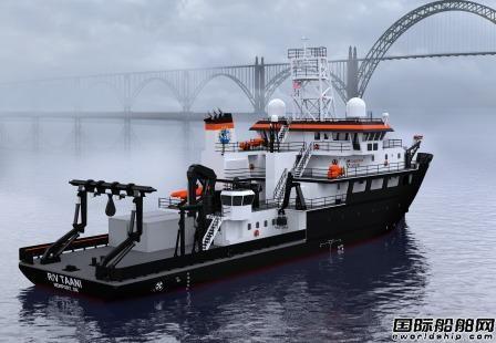 Hamann获3艘美国科考船污水处理系统订单