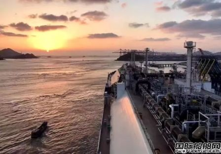 """""""船货牵手"""" 中远海运与中国石油形成战略合力"""