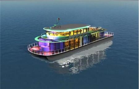 中船605院签订130客位纯电动力客船详细设计项目