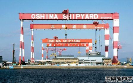 22年新低!日本船企手持订单持续下降