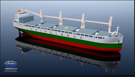 上船院助力中船澄西签最大重吊多用途船订单