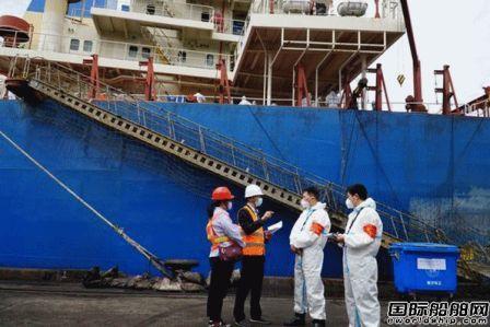 交通部:国际航行船舶中国籍船员境内港口换班下船超过1万人