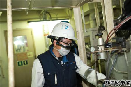 中国船级社联手中国移动打造5G+智慧船检