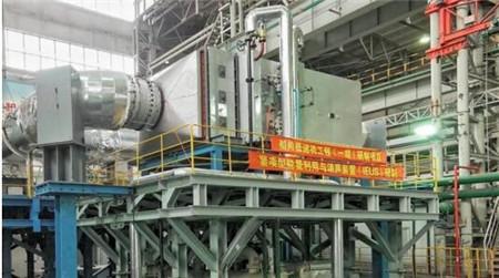 中船动力IEUS产品样机(40吨)性能试验通过评审