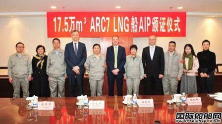 沪东中华将获15亿美元破冰型LNG船订单?
