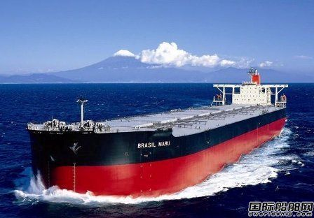 商船三井在两家中日合资船厂订造4艘散货船