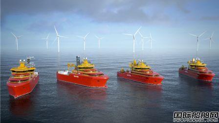 麦基嘉获4艘海上风场服务船重要设备订单