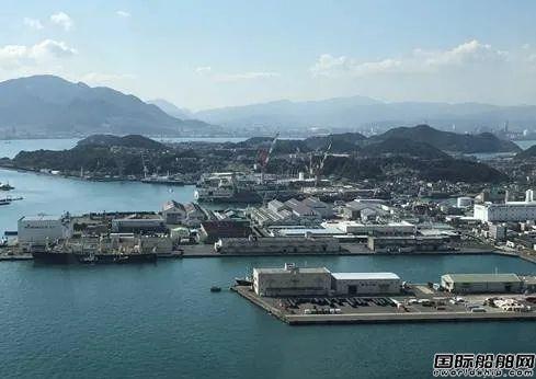 维美德向三菱重工下关造船厂提供船舶烟气净化系统