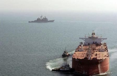 一触即发!5艘伊朗油轮强行闯关驶向美国后院