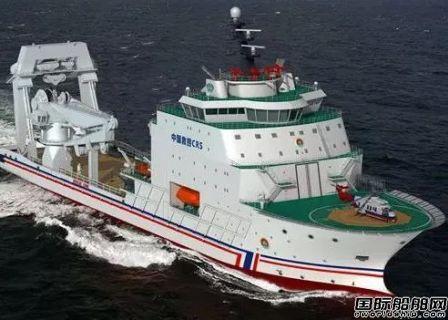 七�四所获国内最大救助船单鳍面积最大减摇鳍订单