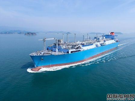 大宇造船获今年全球首份LNG-FSRU订单